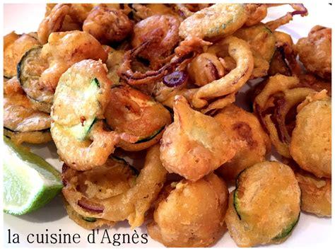 cuisine beignets beignets de légumes variés la cuisine d 39 agnèsla cuisine