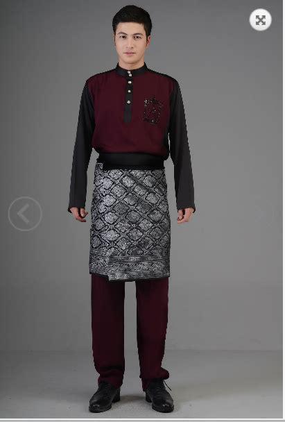 inspirasi fesyen inspirasi baju raya lelaki terkini  wanistacom
