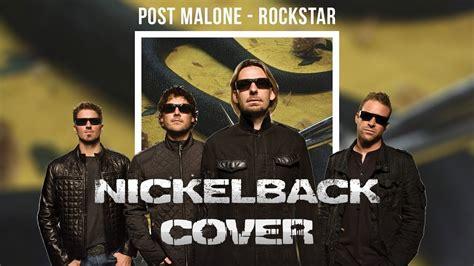 Rockstar Ft. 21 Savage (nickelback Cover