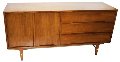 Danish Mid Century Modern Sideboard By Stanley