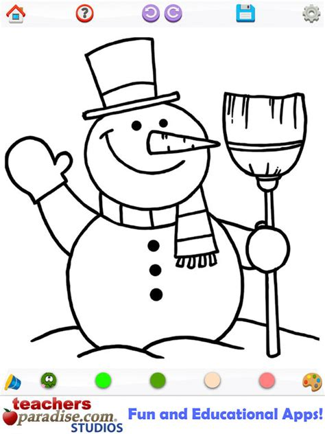 app shopper christmas coloring coloring book  kids