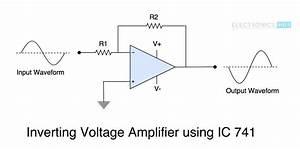 Ic 741 Op Amp Basics  Characteristics  Pin Configuration