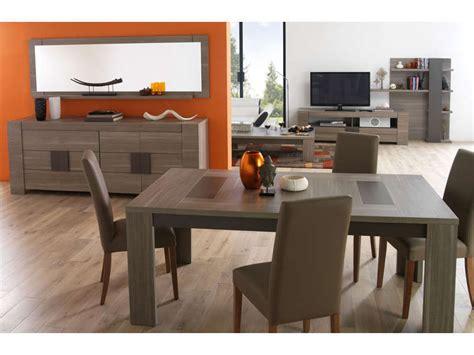 table rectangulaire 180 cm atlanta coloris ch 234 ne fusain