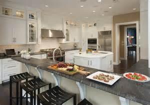 Titanium Granite Countertops White Cabinets