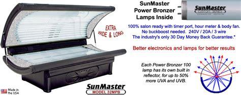 sunmaster 32m power bronzer