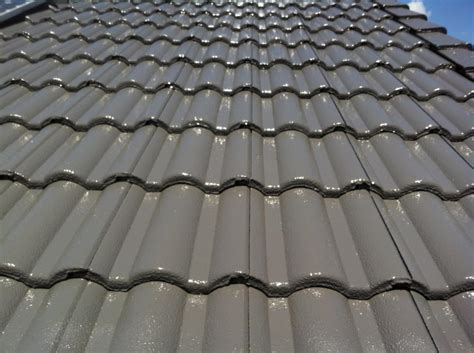 concrete tile roof restoration brisbane roo roofing