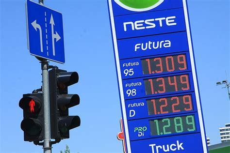 Degvielas cenas augs | LA.LV