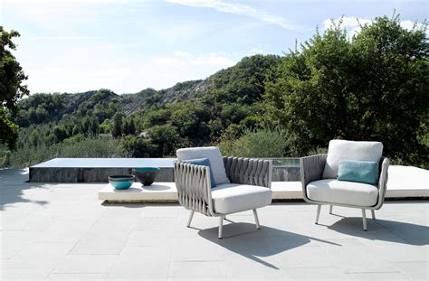 Weiße Loungemöbel Outdoor by Tosca Club Chair Trib 249