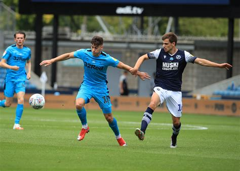 Derby County secure third-straight win after Louie Sibley ...