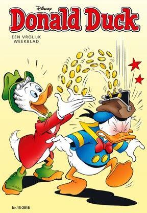 donald duck abonnement nu met  korting op magazinenl