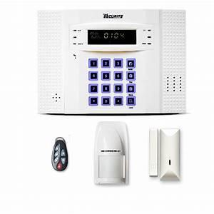 Alarme Maison Sans Fil Somfy : alarmes sans fil ~ Dailycaller-alerts.com Idées de Décoration