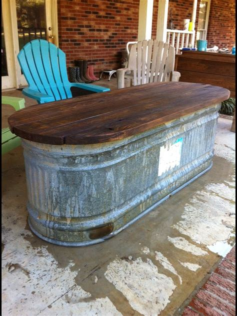 Galvanized Water Trough Tub by 330 Best Images About Galvanized Is My Favorite Color On