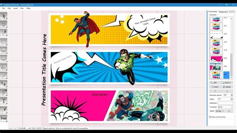 comics drawings template comic strip template youtube