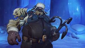Our Overwatch Experts Return To Rank The Winter Wonderland