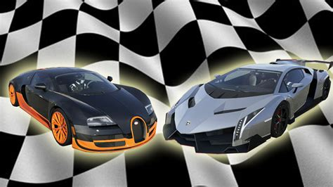 Which Is A Better Supercar?