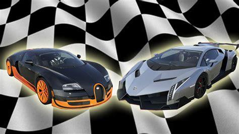 Bugatti Vs Lamborghini Which Is A Better Supercar?