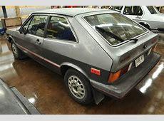 1981 Volkswagen Scirocco MK1 S for sale