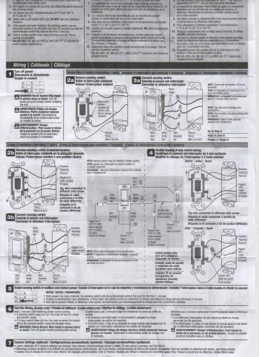switch  motion sensor electrical diy