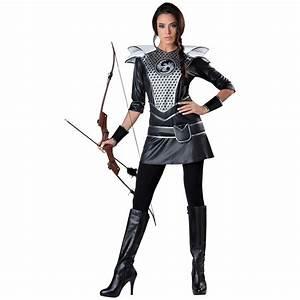 Katniss Everdeen Costume Adult Hunger Games Halloween ...
