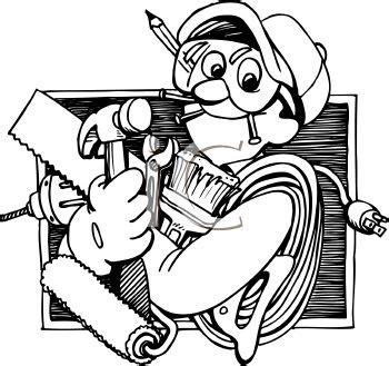 images  handyman logos  pinterest cartoon