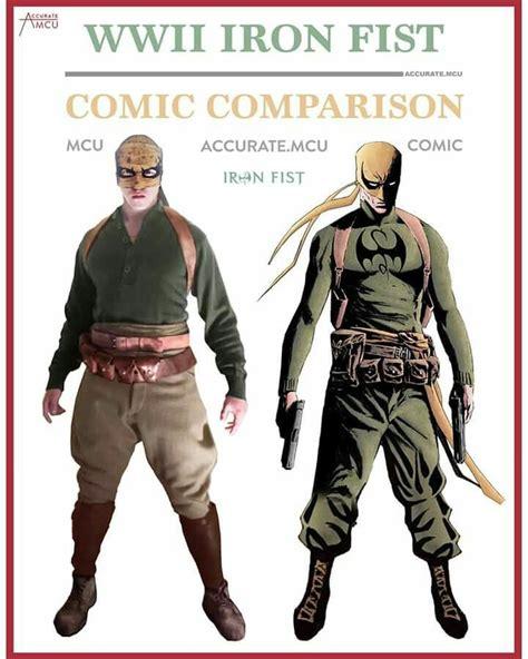 Pin by Sami Reaz on MCU comic comparison   Marvel ...