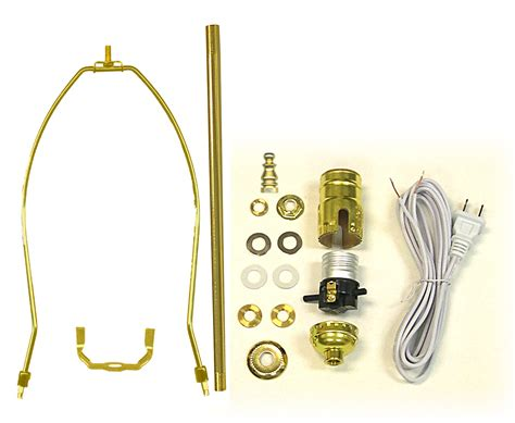 L Wiring Kit For Table L by L Kits With Pipe National Artcraft