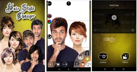 Best Hairstyle Apps 2019 For Men And Women To Try New Hair
