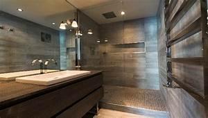 stunning jolie salle de bain moderne ideas amazing house With salle de bain design avec salle de bain armoire