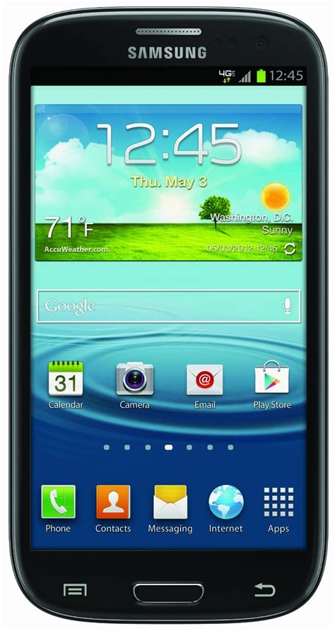 mobile samsung galaxy s3 price samsung galaxy s3 black 16gb android 4g lte phone verizon