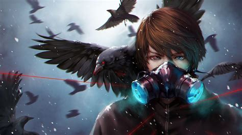Epic Anime Boys Wallpapers Wallpaper Cave
