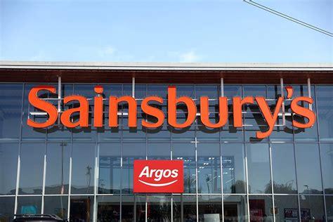 Sainsbury Supermarket