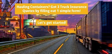 intermodal trucking insurance uiia insurance companies