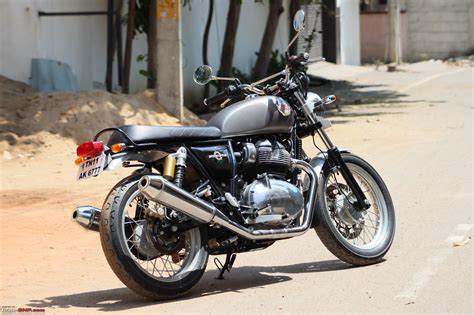 Royal Enfield Interceptor 650 Modification by Silver Blitz 650 Royal Enfield Interceptor Ownership