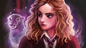 Hermione Granger by Ludmila-Cera-Foce on DeviantArt