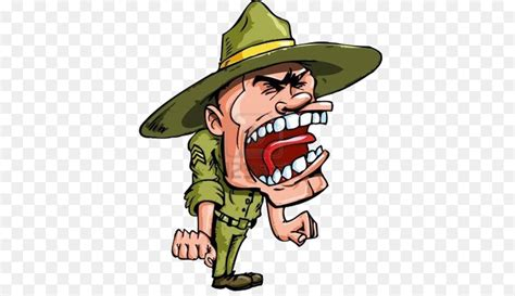 army drill sergeant clipart 10 free Cliparts | Download ...