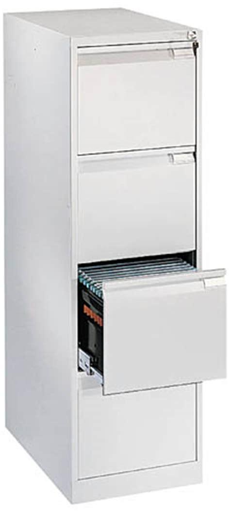 classeurs monobloc professionnel 4 tiroirs pour dossiers suspendus maxiburo