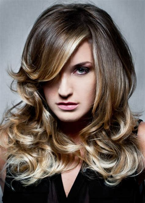 And Hair Color by High Contrast Ombre By Tang Hair