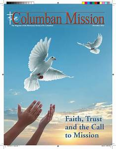 November 2014 by Columban Fathers - issuu