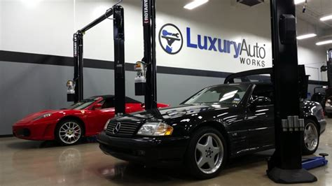 Luxury Auto Repair Austin  Luxury Auto Works