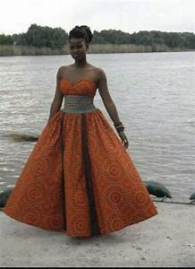 shweshwe wedding gown newhairstylesformen2014com With african print wedding dresses