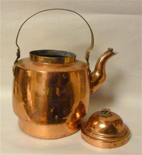 stove wood kettle burning tea copper antique swedish double star enlarge popscreen parlor 1860s iron cast