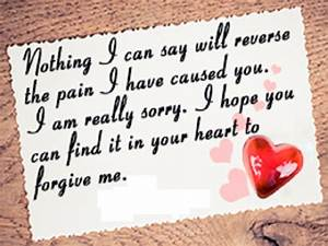 Apology Quotes For My Girlfriend: I am sorry messages for ...