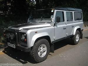 Land Rover Defender 110 Td5 : land rover defender 110 td5 station wagon county pack 9 ~ Kayakingforconservation.com Haus und Dekorationen