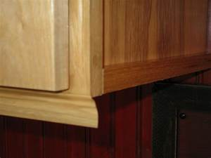 Installing Molding For Under Cabinet Lighting - A Concord