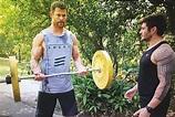 Chris Hemsworth Workout - The God of Thunder's Thor ...