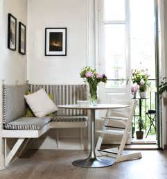 little bits of lovely the perfect dining nook