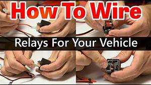 How To Wire A Relay - Tutorial