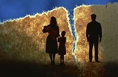как быть при разводе и каму дети