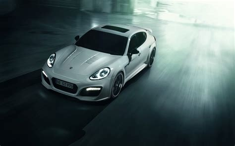 2018 Techart Porsche Panamera Turbo Grandgt 3 Wallpaper