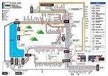 箱根登山巴士 日文官網教學 時刻表+上下車點查詢 (附路線圖載檔)